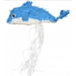 piñata - bébé dauphin - ScrapCooking