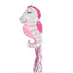 piñata - seahorse - ScrapCooking