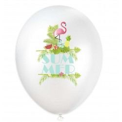 6 ballons - summer - ScrapCooking