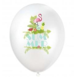 6 balloons - summer - ScrapCooking