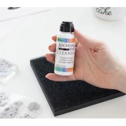 solution liquide de nettoyage pour tampons