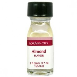 LorAnn Super Strength Flavor - Almond - 3.7ml