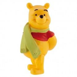Figurine - Winnie l'ourson avec foulard - Winnie l'ourson