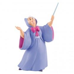 Figurine - Fairy godmother - Cinderella