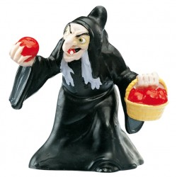 Figurine - Witch - Snow White