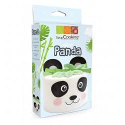 Unleaven graphic kit - panda - ScrapCooking