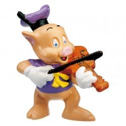 Figurine - Nif Nif - Les trois petits cochons