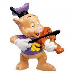 Figurine - Nif Nif - The Three Little Pigs