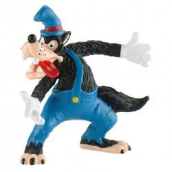Figurine - Le grand méchant loup - Les trois petits cochons
