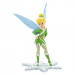 Figurine - Tinker Bell in winter - Tinker Bell