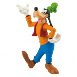 Figurine - Goofy - Mickey Mouse
