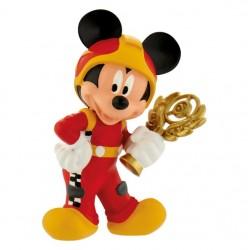 Figurine - Racing Pilote Micky - Mickey Mouse