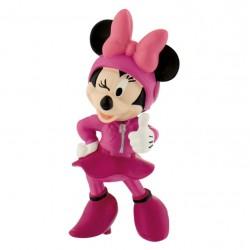 Figurine - Pilote de course Minnie - Mickey Mouse