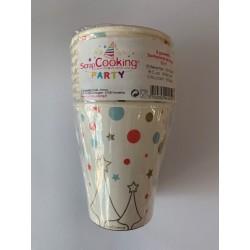 8 cups - confetti 25 cl - ScrapCooking