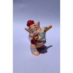 Figurine - Nouf Nouf - Les trois petits cochons