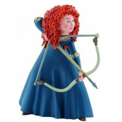Figurine - Mérida qui chasse - Rebelle