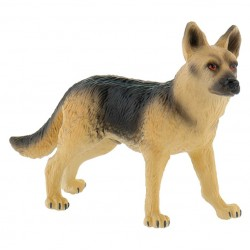 Figurine - German shepherd