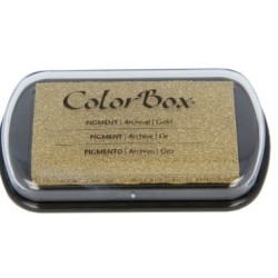 colorbox inkpad - black - 7,5 x 4,5 cm