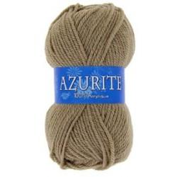 Pelote de laine Azurite - beige