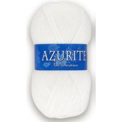 Pelote de laine Azurite - blanc