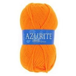 Pelote de laine Azurite - orange