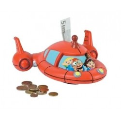 Figurine - Little Einsteins - piggy bank