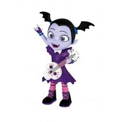 Figurine - Vampirina Hauntley avec guitare - Vampirina