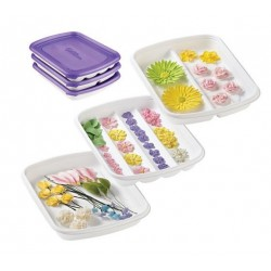 Wilton Flower Storage Set