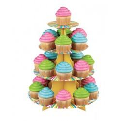 présentoir à cupcakes - wilton