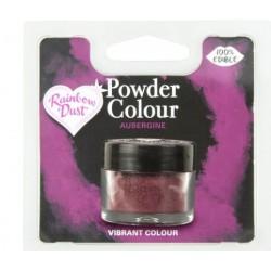 """colorant en poudre """"Powder Colour"""" aubergine - 3g - RD"""