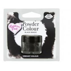 """colorant en poudre """"Powder Colour"""" black magic/magie noire - 3g - RD"""