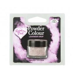 """colorant en poudre """"Powder Colour"""" lavander drop/goutte de lavande - 3g - RD"""