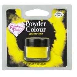"""colorant en poudre """"Powder Colour"""" lemon tart  / tarte au citron - 3g - RD"""