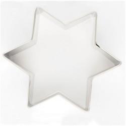 Emporte-pièce étoile - 10 cm