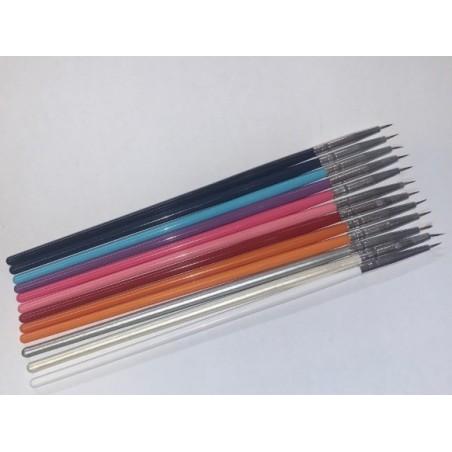 Fine Brush 0/3 - random color