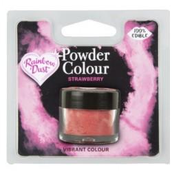 """colorant en poudre """"Powder Colour"""" strawberry / fraise - 3g - RD"""