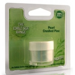 Edible Silk - pearl crushed pine - 3g