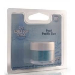 Edible Silk - pearl pale pacific blue - 3g