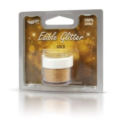 RD Edible Glitter - Gold - 5g