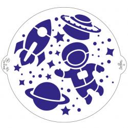 """Stencil """"espace"""" - Decora"""