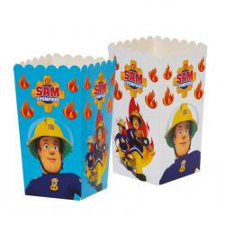 Boîtes à popcorn Sam le...