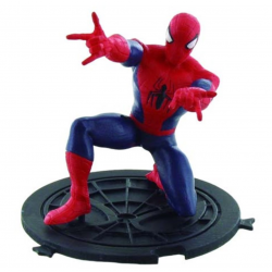 Figurine - Spiderman accroupi