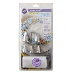 Kit douilles à fleurs - Wilton