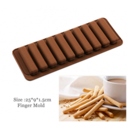 Moule en silicone chocolat...