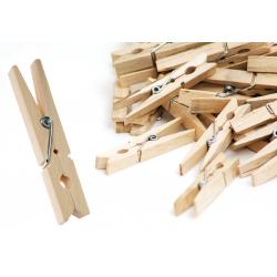 pince à linge en bois 4,5 cm
