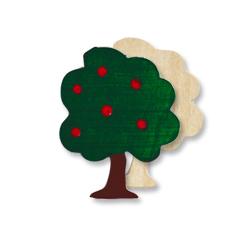 arbre en bois naturel