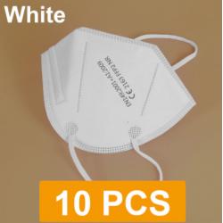 masque FFP2 blanc - 6...