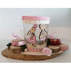décoration de table - Pâques