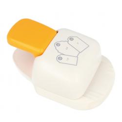 Perforatrice - 3 étiquettes...