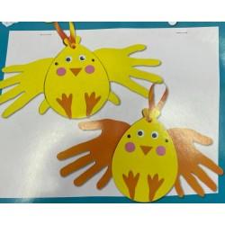 4 kits créatifs en mousse...